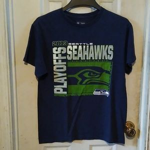 Awesome looking Adult M Seahawks shirt